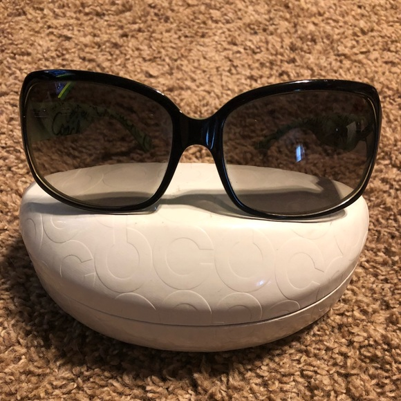 c8e9c783deb38 Coach Accessories - Coach Ginger Sunglasses